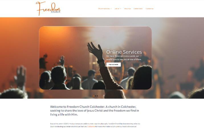 Feb website